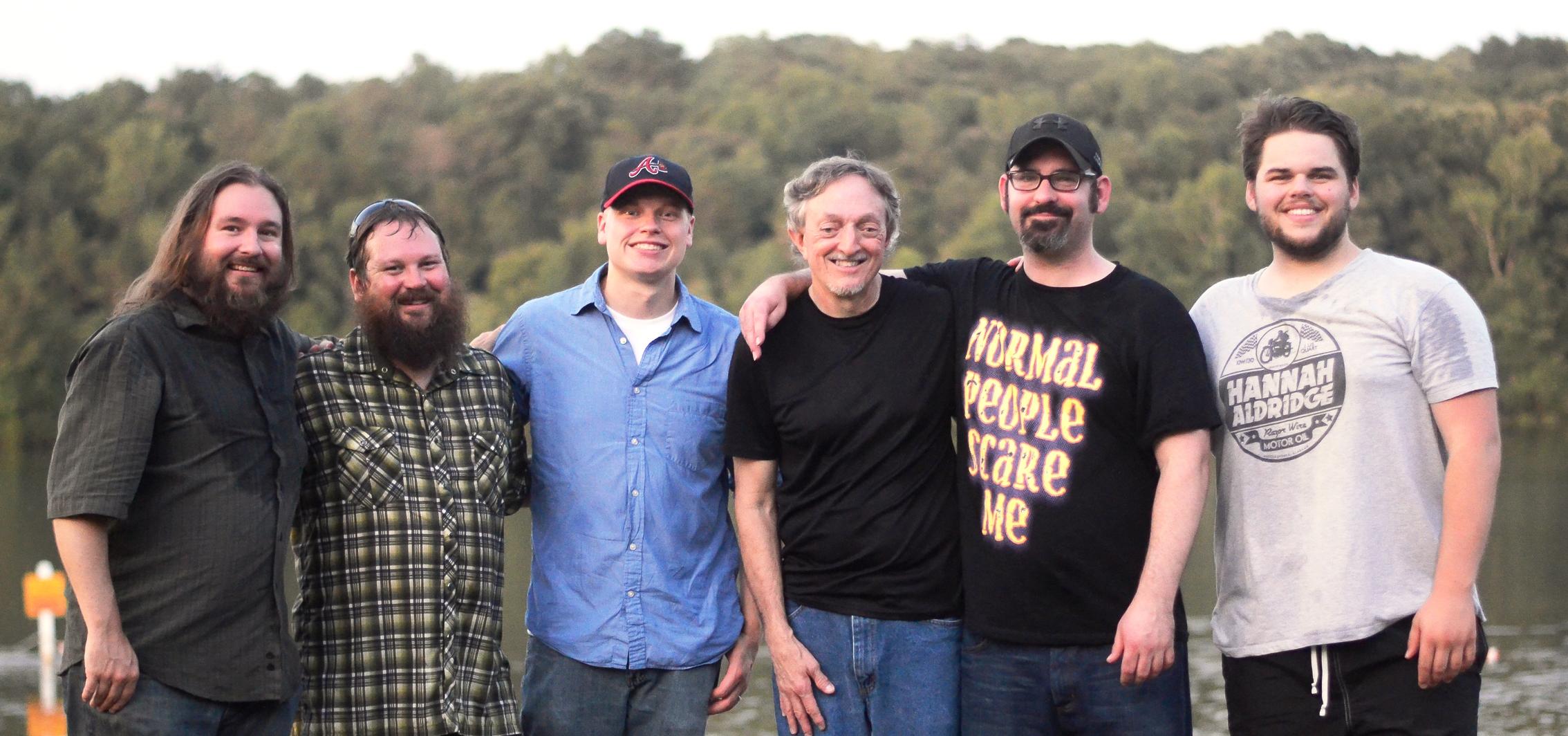 Band at Sandy Creek