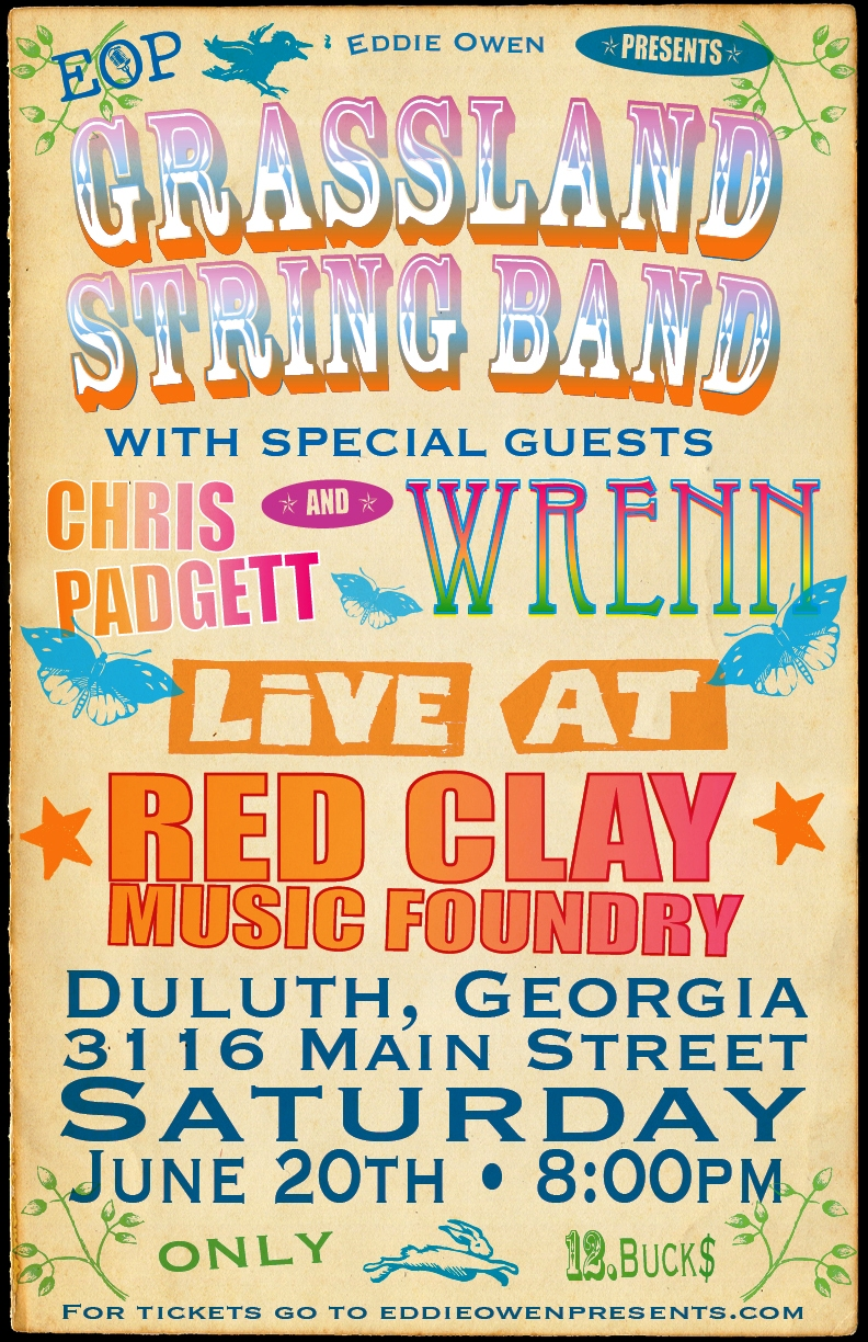Red Clay Poster