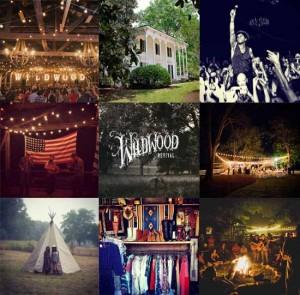 Wildwood Revival Collage - Nov
