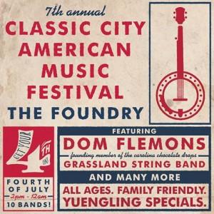 Foundry Fourth