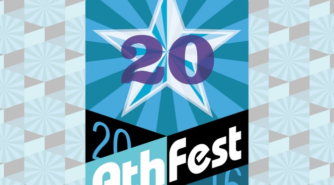 GSB Included in Athfest 2016 CD Compilation