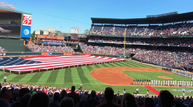 GSB to Perform at Atlanta Braves-Turner Field:  Memorial Day Weekend (Sat May 28)